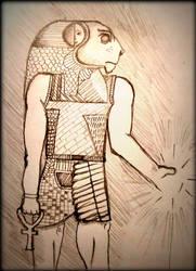 God of the Cat Men by ElthosRPG