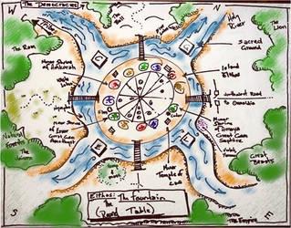 Elthos Concept Map - Eden