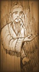 Master Feng Liu by ElthosRPG