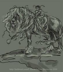 Sketch workname Lorse