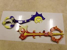 second pair of keys for otakon finished by finaformsora