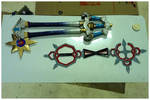 third pair of keyblade for otakon