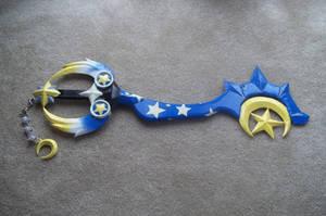 star seeker keyblade by finaformsora