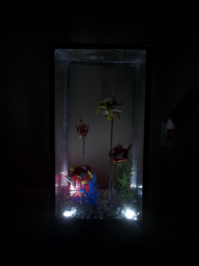 Magikarp Aquarium 2 by finaformsora