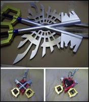 X-blade detail 1 by finaformsora
