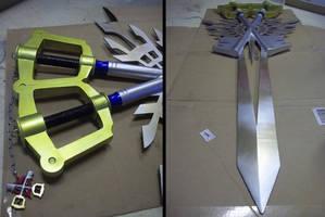 X-blade detail 2 by finaformsora