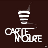 Carte noire typo by Philippe-nicolas