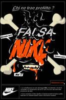 Nike-falsa by Philippe-nicolas