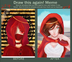 Draw this Again Meme by nite-ming
