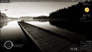 Forgotten Pier - Desktop