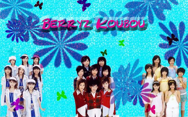 Berryz Koubou Wallpaper by thenacken