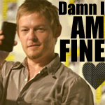 Yes you are, Norman Reedus by thenacken