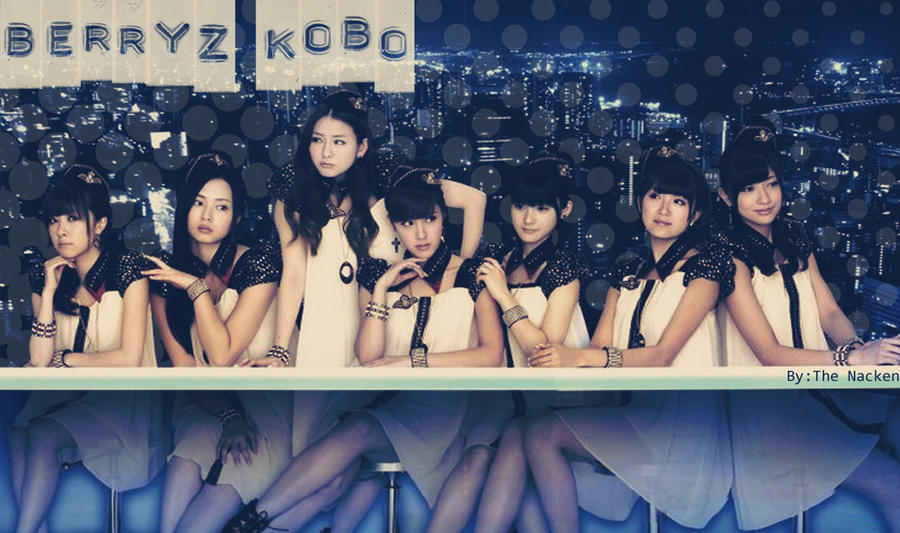 Berryz Station Wallpaper by thenacken