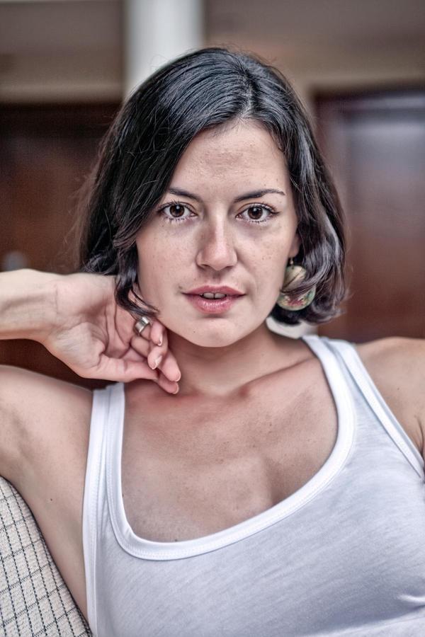 Actress Maria Ruiz at CICVA02 by nocturno