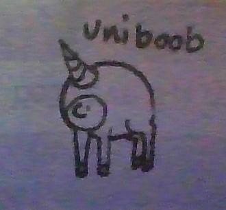 Uniboob by TheFireMermaid
