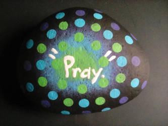 Pray-Rock by TheFireMermaid