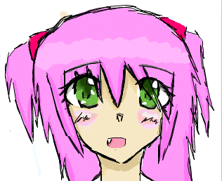 Doodling on IScribble. by Shizu-Nii