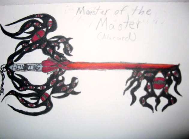 Monster of the Master by MiriaNocturnae