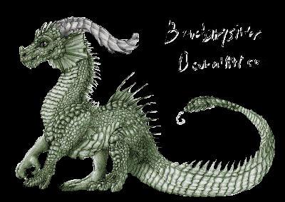 Little Dragon by BraveBabysitter