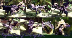 Mangosteen dragon