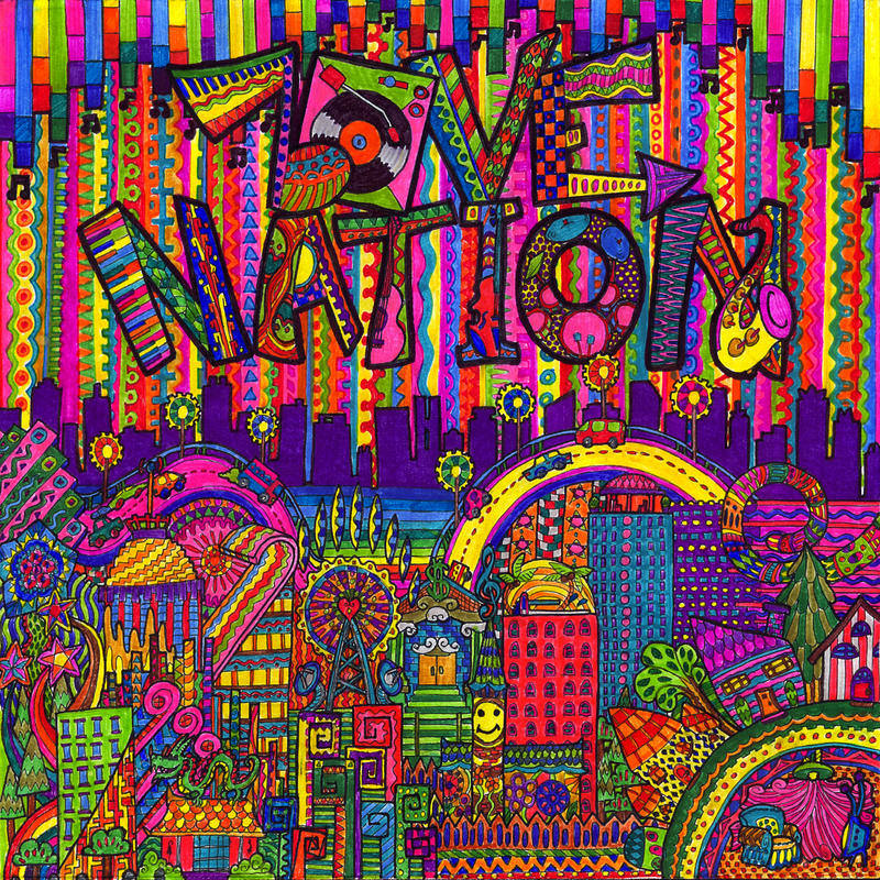 Love Nation by BraveBabysitter
