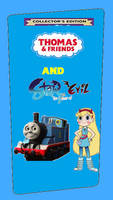 Thomas and Friends Star vs The Forces of Evil VHS