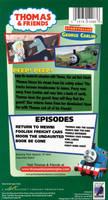 Battle For Mewni VHS back cover