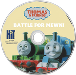 Battle for Mewni DVD disc