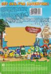 TPWDDA: A VeggieTales Movie VHS back cover