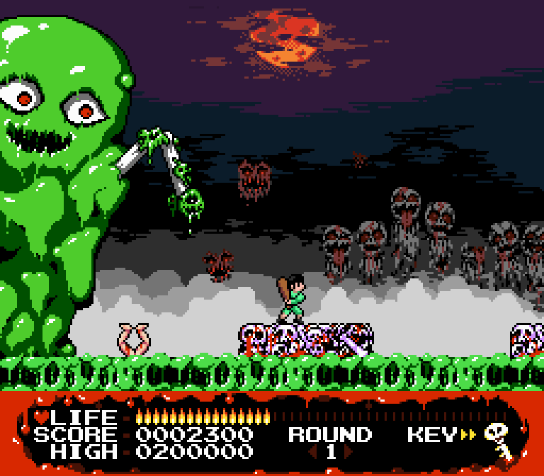 nes monster party