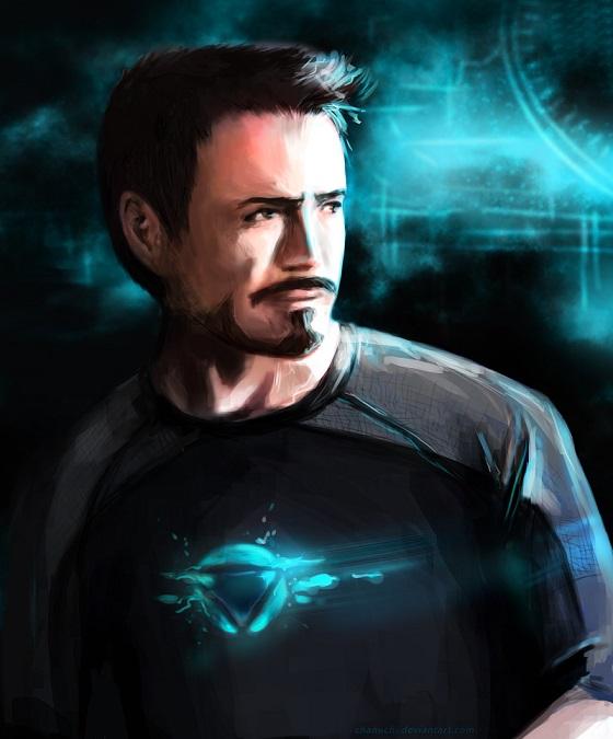 Tony Stark - Iron Man 3 by Chanuchi