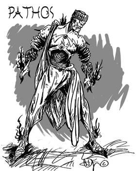 The villain Pathos
