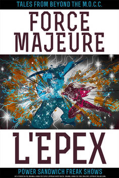 Force Majeure and L'Epex M.O.C.C. Pin-Up