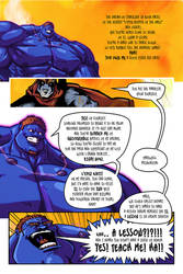 Overpowers  #1 PAGE 6 by ADE-doodles