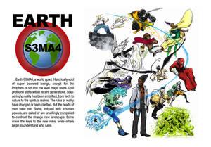 Earth S3MA4 Indieversity
