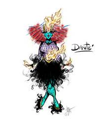 my OC Dante