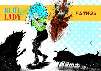 Blue Lady v Pathos