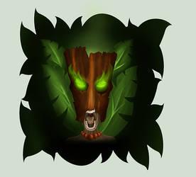 voodo mask