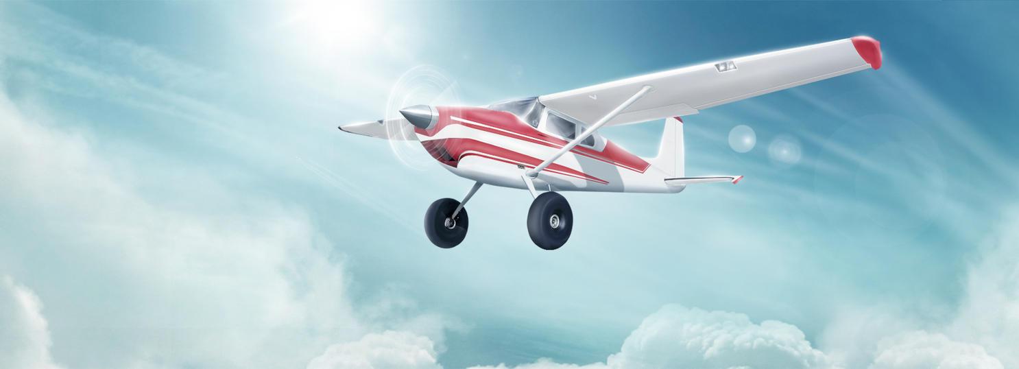 Plane by Nikonovic