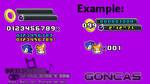 Sonic 4 Epi 2 HUD Sprite Ver. 2