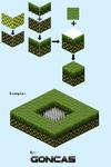 Isometric Mushroom Hill