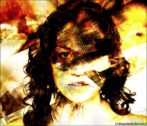Erika Christensen by dropslash
