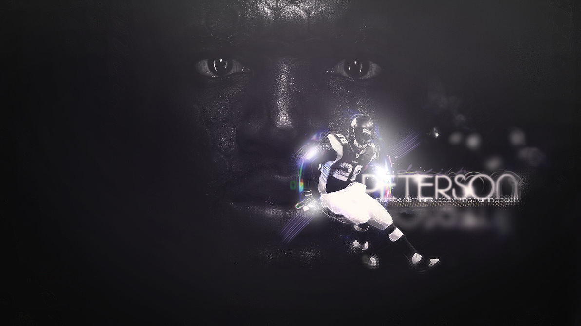 Adrian Peterson by richyayo