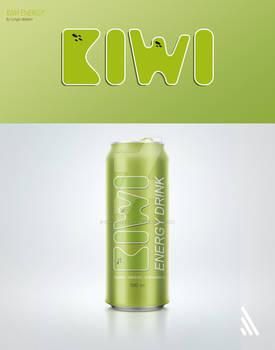 Kiwi energy Can 500ml