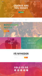 Festival web page [Redesign]