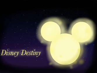 Disney Destiny by BlueWolf222