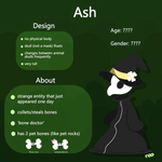 Ash [REF]