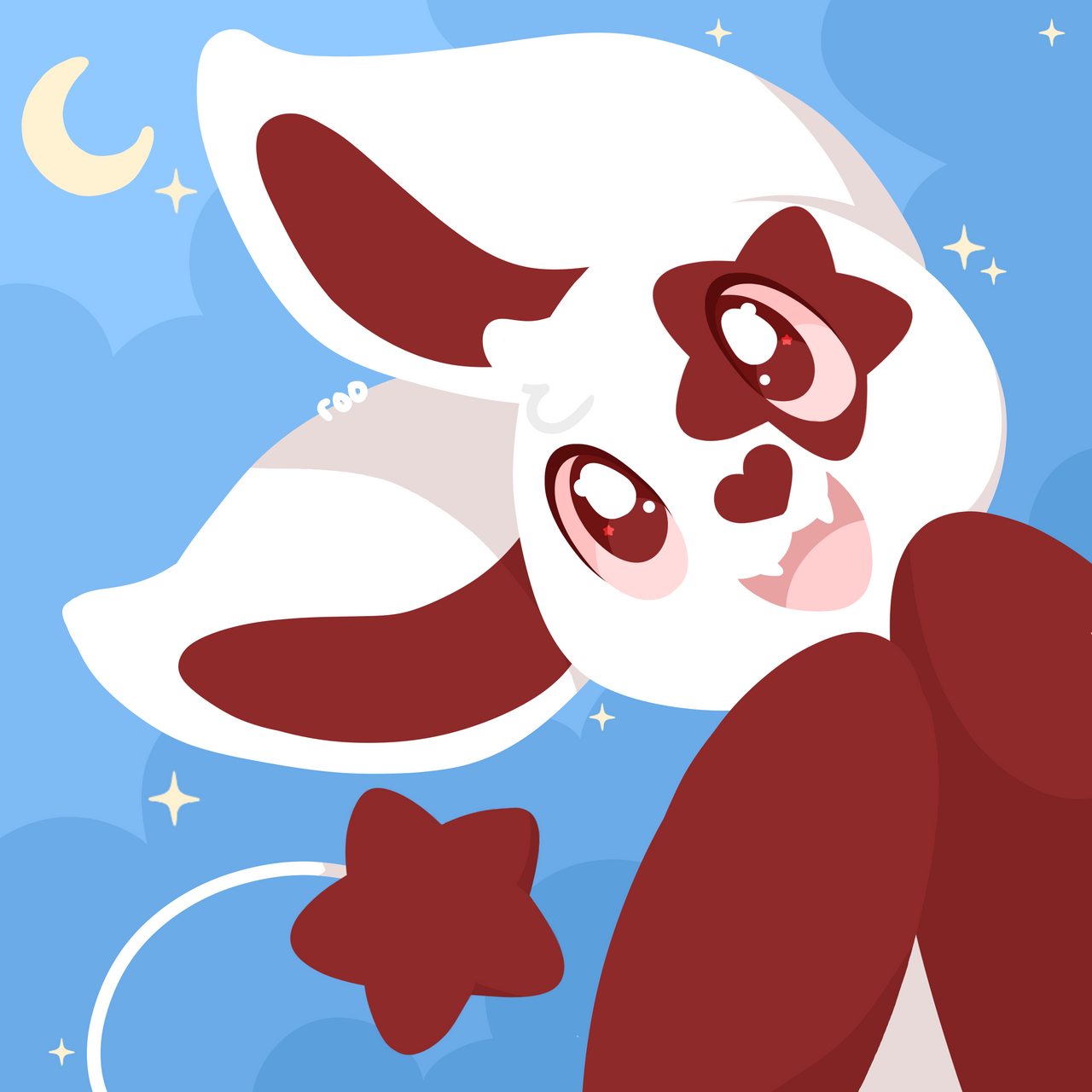 the brightest star [oc]