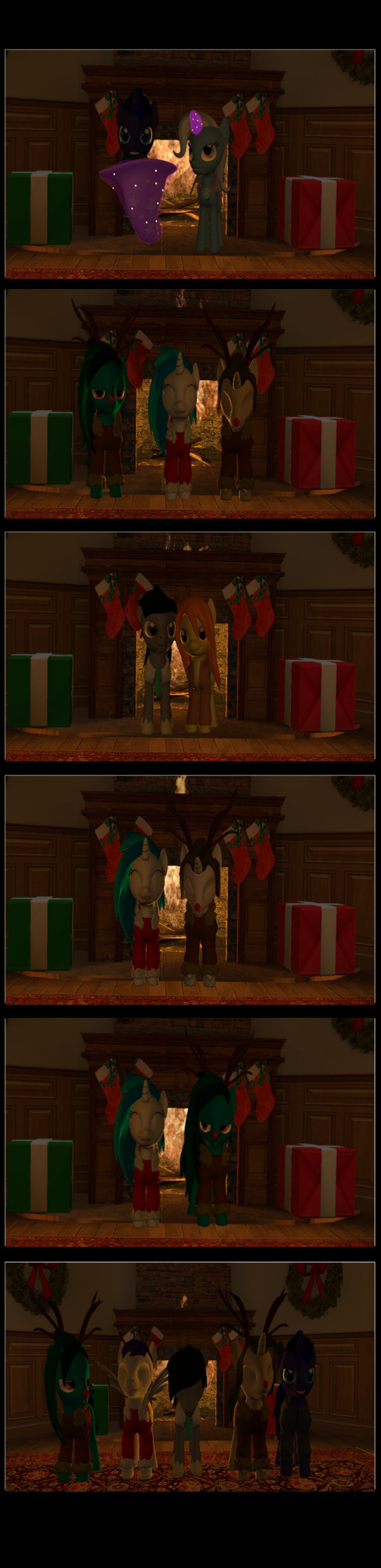 Christmas 2014 part1 by gmcommander