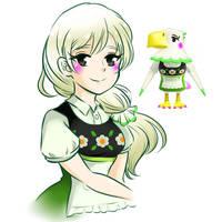 Celia Humanized - Animal Crossing New Horizons